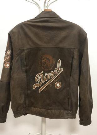 Куртка diesel оригінал