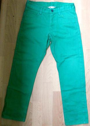 Укороченные джинсы h&m