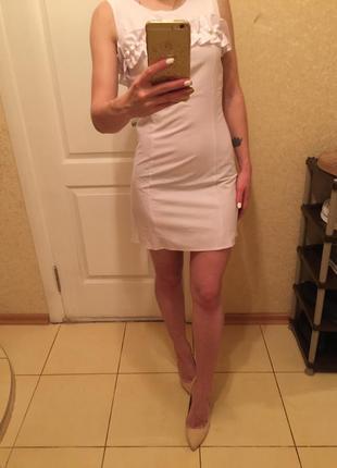 Летнее платье molegi