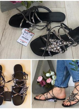 Очень крутые сандали от zara