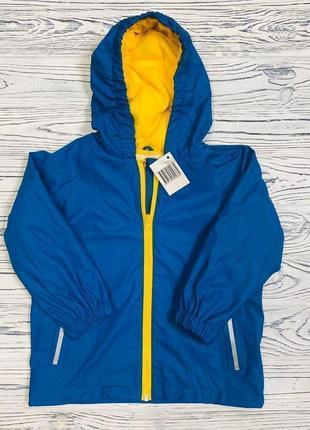 Куртка на флисе,дождевик kuniboo германия