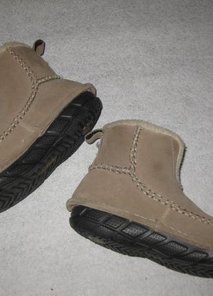24 см стелька, зимние сапоги crocs, замшевые, оригинал!