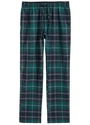 Домашние штаны пижамные h&m, м