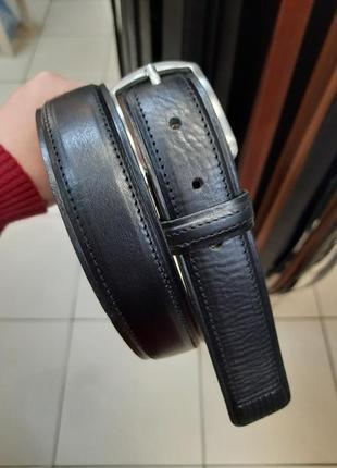 Итальянский кожаный ремень gp&max