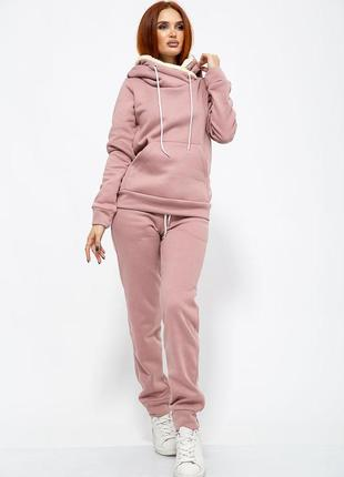 Спорт костюм женский 102r016-1 цвет темно-пудровый