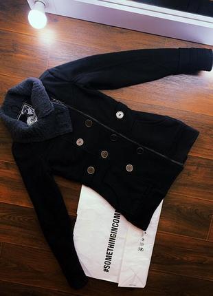 Женское  пальто/куртка/кардиган  bershka.6 фото