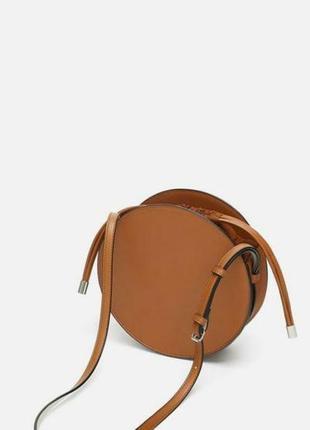 Круглая сумка topshop