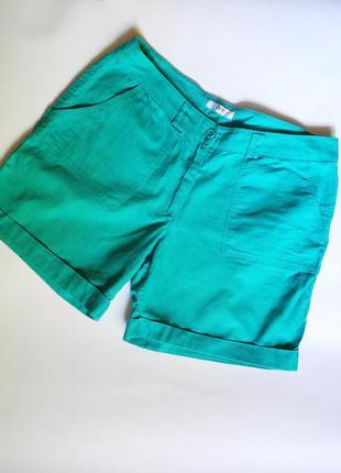 Женские шорты бонприкс
