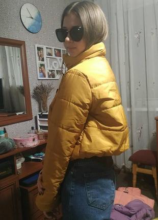 Куртка стильная - s m