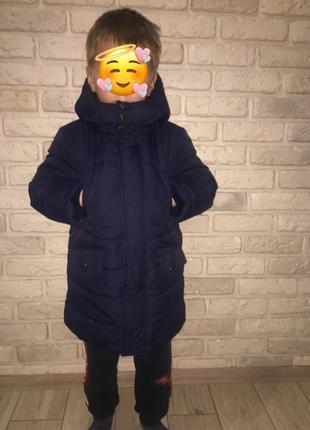 Зимняя термо-парка