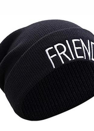 Стильна модна шапка 13256н