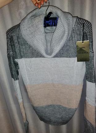 Тёплый мягкий свитер