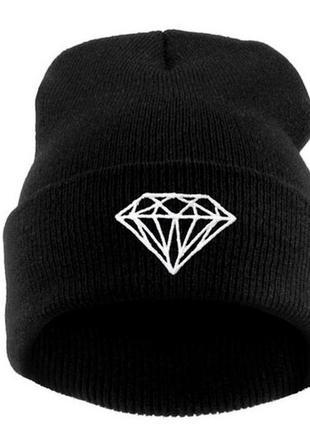 Стильная модная шапка 13259н