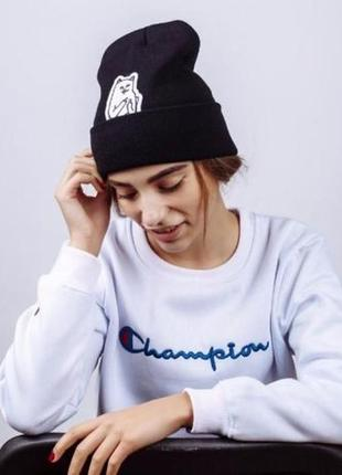 Стильна модна шапка 13264н