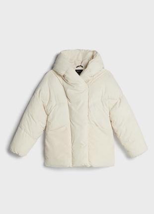 Куртка пуфер от bershka новая с бирками