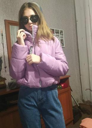 Укороченная стильная куртка 🍁 xxs xs s m