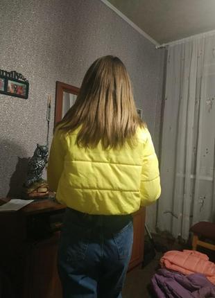Модная , стильная куртка 🍁 xxs xs s