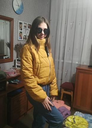 Базовая стильная куртка 🍁 s