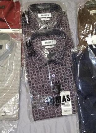 Рубашка для стильных мужчин 🤝 s m l