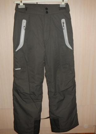 Лыжные штаны wedze р.146-158(12 лет)
