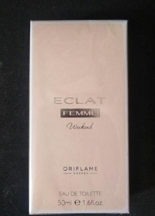 Eclat femme weekend 50 мл женский парфюм