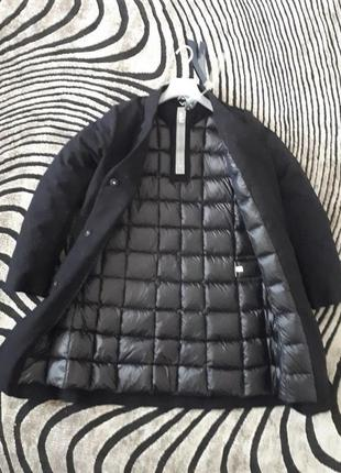 Новое пальто на пуху add куртка оригинал адд куртка пуховик хлопок+пух зима