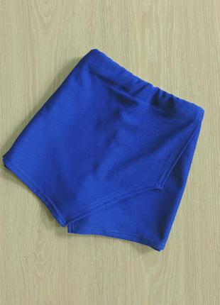 Асимметричные  шорты