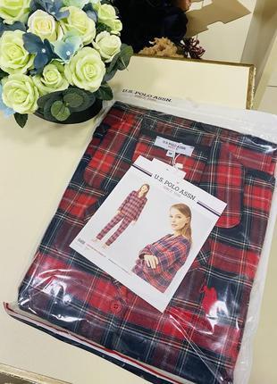 Женская пижама u.s polo assn 🥰