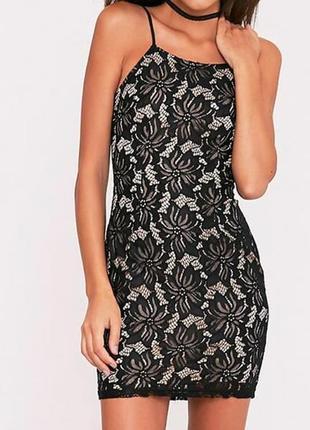 💐шикарное платье prettylittlething