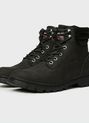 """Кожаные зимние ботинки """" sandic (венгрия), """""""