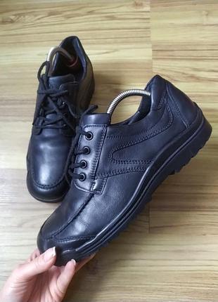 Шкіряні туфлі waldlaufer