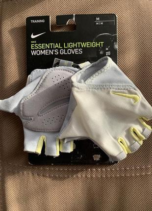 Жіночі рукавиці для занять спортом, nike, m