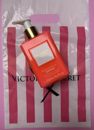 Лосьйончик + пакет victoria's secret