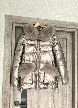 Зимова куртка!