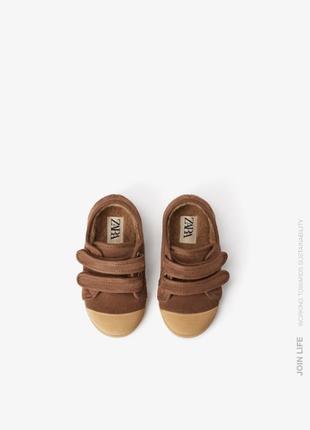 Кросівки zara 22 розмір.