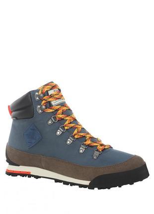 Оригинальные мужские ботинки  the north face back to berkeley (nf00ckk43zp1)