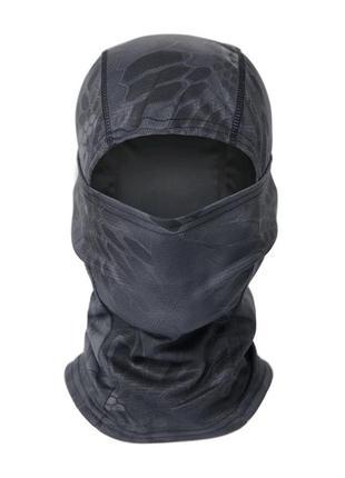 Балаклава маска ниндзя , унисекс