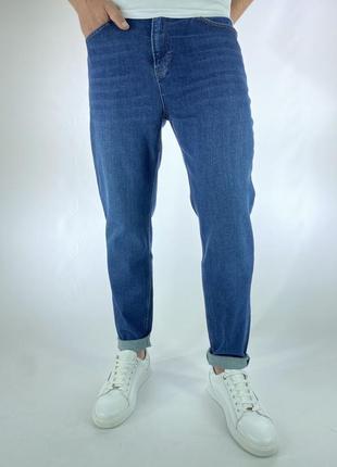 Мужские джинсы pitbull b5 blue-k