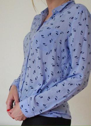 Легкая блузка pull & bear