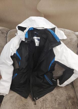 Лыжная куртка размер s-m