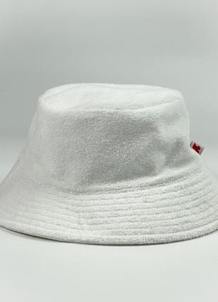Двухсторонняя утеплённая панама lee cooper fleece bucket hat
