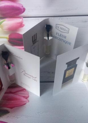 Набор  пробников 3*5 ml модные нишевые  ароматы