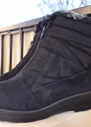 Зимние ботинки полусапоги мембранные sympa tex rohde р.42 27 см