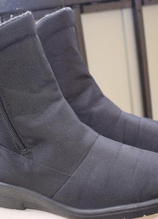 Зимние термоботинки мембранные сапоги jenny tex р.37,5/38 24,8 см ботинки