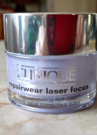 Clinique крем для борьбы с морщинами вокруг глаз
