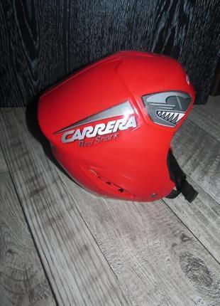 Шлем детский carerra размер xs 53-54см