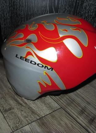 Горнолыжный шлем leedom stomper р. м-l 54-58см