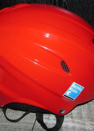 Горнолыжный шлем класс в -р.м 56-59см