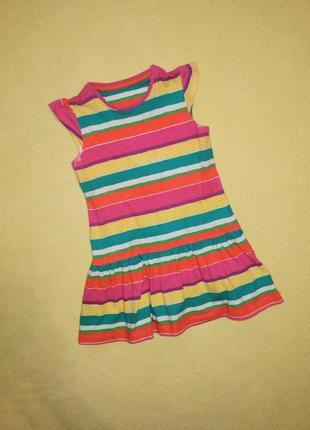 Платье, сарафан на девочку 2-3 года mothercare