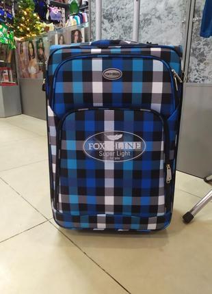 Чемодан маленьктй  ,легкий чемодан - ручная кладь.1 фото